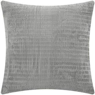 DKNY Soho Grid Decorative Bed Cushion