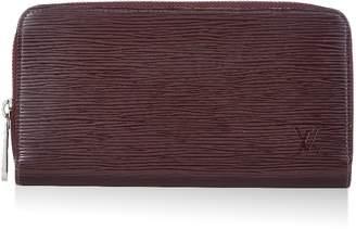 Louis Vuitton Quetsche Epi Electric Zippy Wallet