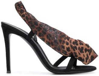 Giuseppe Zanotti Milonga sandals