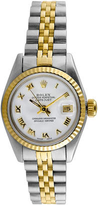 Rolex Heritage  1980S Women's Datejust Watch