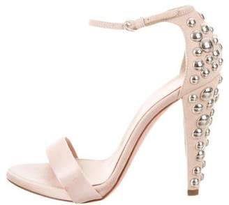 Giambattista Valli Embellished Ankle Strap Sandals