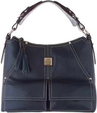 Dooney & Bourke Smooth Leather Hobo - Kingston
