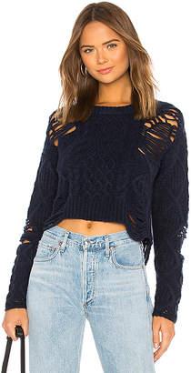 NSF Jolene Destroyed Sweater