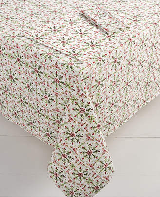 "Fiesta Winter Wonder 60"" x 102"" Tablecloth"