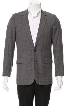 Christian Dior 2008 Super 130'S Wool Blazer