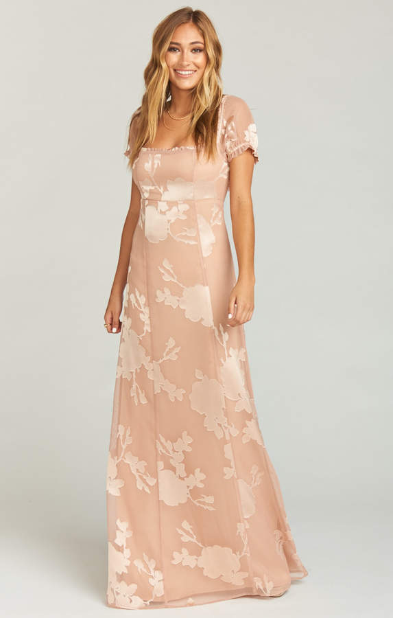 Show Me Your Mumu Brittany Maxi Dress ~ Otherwise Engaged