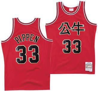 c783a76b4 Mitchell   Ness Men Scottie Pippen Chicago Bulls Chinese New Year Swingman  Jersey