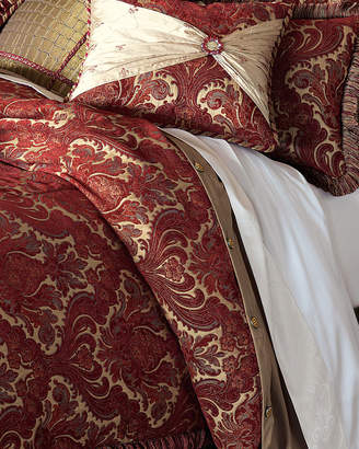 Barrington By Eastern Accents Oversized King Duvet Cover