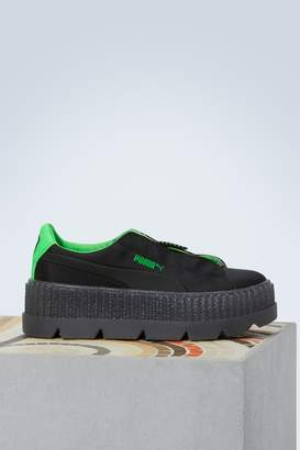 FENTY PUMA by Rihanna Cleated creepers
