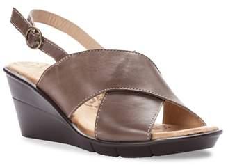 Propet Luna Wedge Sandal