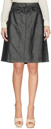 Ermanno Scervino Knee length skirts