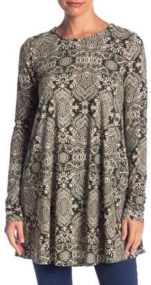 Show Me Your Mumu Tyler Long Sleeve Tunic