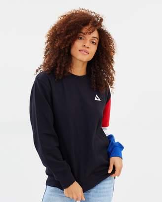 Le Coq Sportif Tricolore Sweater