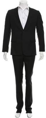 Saint Laurent Virgin Wool Two-Piece Suit w/ Tags