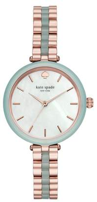 Kate Spade Holland Bracelet Watch, 38mm