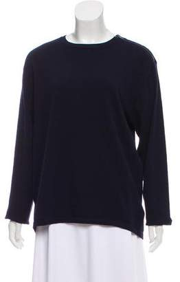 Nicole Farhi Wool Crew Neck Sweater