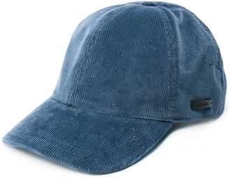 Prada corduroy cap