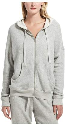 ATM Anthony Thomas Melillo French Terry Dropped Shoulder Zip-Up Hoodie