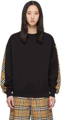 Burberry Black Bronx Sweatshirt