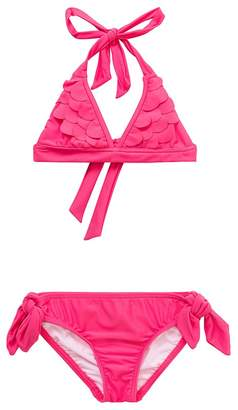 Seafolly Girls Toddler Mermaidia Laser Cut Set