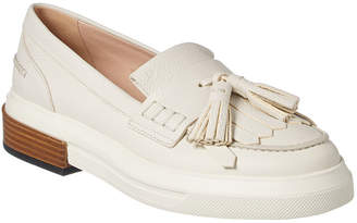 Tod's Tassel Leather Loafer