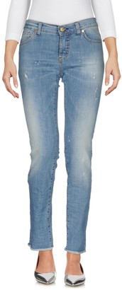 Manila Grace DENIM Denim pants - Item 42577640WE
