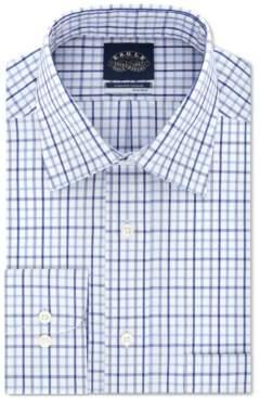 Eagle Men's Regular-Fit Check Dress Shirt