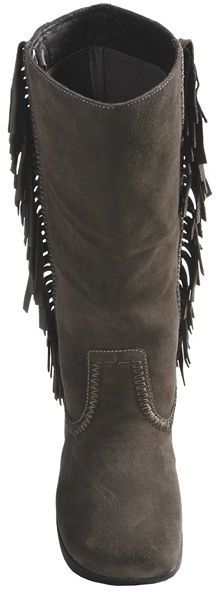 Earth Blaze Boots - Suede (For Women) 2