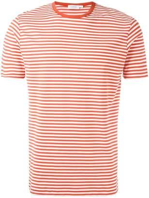 Sunspel fine stripe T-shirt