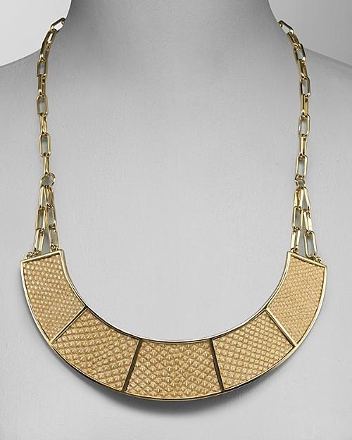 Kara Ross Kara By Collar Necklace