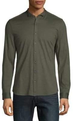 John Varvatos Long-Sleeve Button-Down Shirt