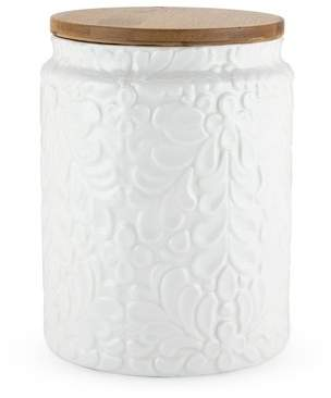 Twine Pantry Textured Ceramic Kitchen Canister