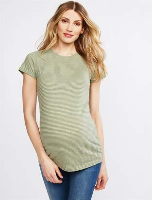 A Pea in the Pod Lightweight Maternity T Shirt