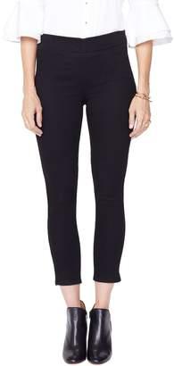 6373e0f1283 NYDJ Alina Pull-on Ankle Jeans - Black