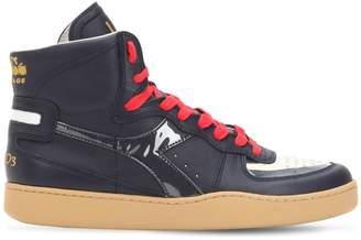 Lc23 Mi Basket Marte Hi Top Sneakers