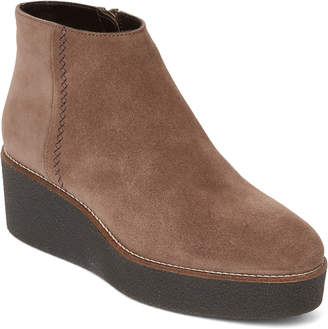 Aquatalia Mushroom Vina Weathproof Wedge Booties