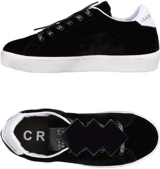 Leather Crown Low-tops & sneakers - Item 11453492NW