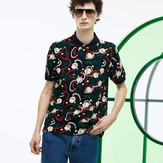 Lacoste Unisex Fashion Show MM Collab Pique Polo