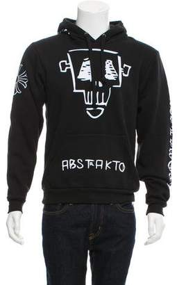 Chrome Hearts Printed Pull Over Sweater w/ Tags