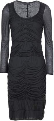 CNC Costume National Knee-length dresses