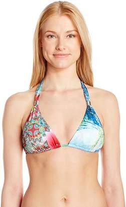Desigual Women's Ko Tao Bikini Top, M