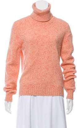Loro Piana Heavy Knit Turtleneck Sweater