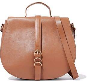 Halston Leather Shoulder Bag