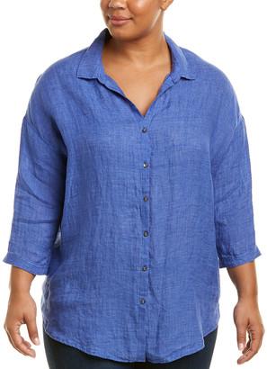 Nic+Zoe PLUS Plus Linen Tunic