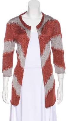 Missoni Silk Patterned Cardigan