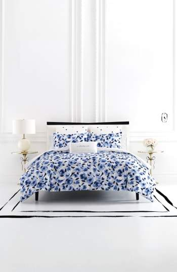 Garden Rose Comforter & Sham Set