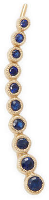 Ef Collection Pave Bezel Ear Cuff