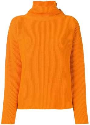 Lamberto Losani cashmere turtleneck sweater
