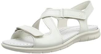 Ecco Footwear Womens Babett Cross Sandal Dress Sandal