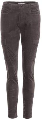 Vince Stretch-cotton trousers